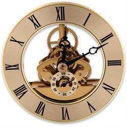 שעון עם מנגנון גלוי SKELETON