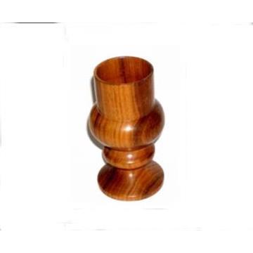 גביע מעץ אמבויה 150 מ